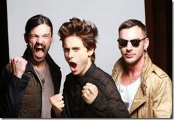 30 seconds to mars ingressos entradas