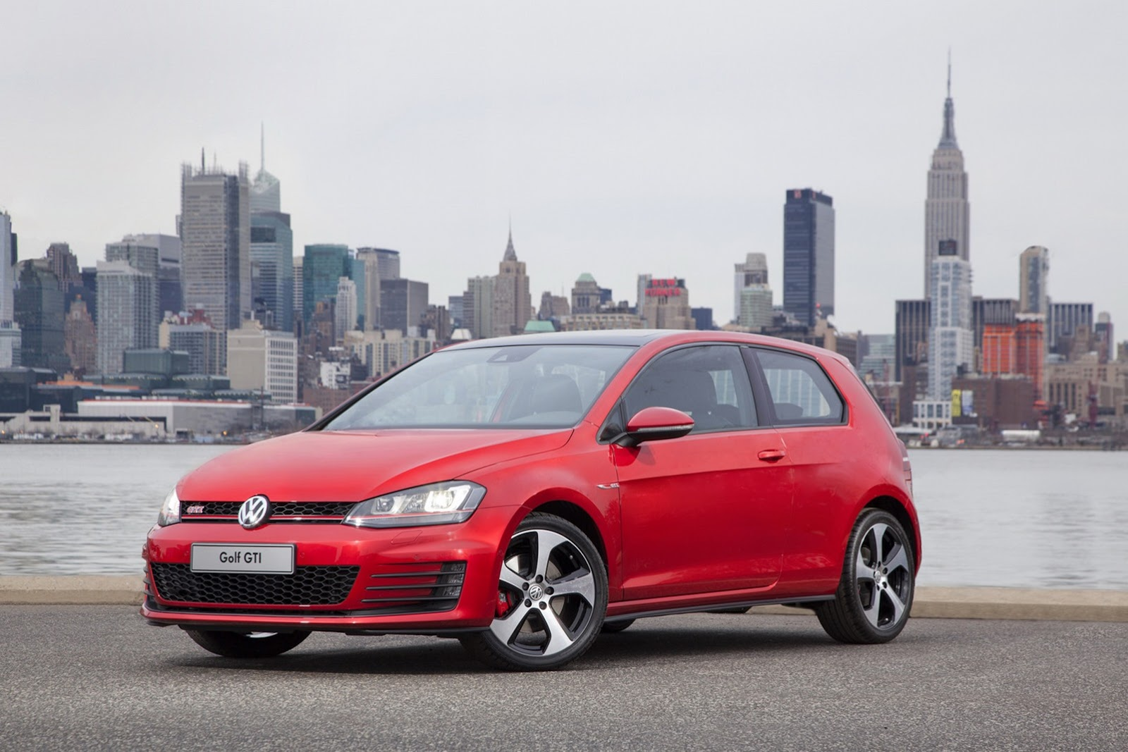 America, This is Your All-New 2015 VW Golf and Golf GTI ~ Mercedes cla