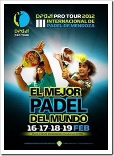 PPT listo para arrancar en Argentina. Las 10 mejores parejas del ranking estarán presentes.