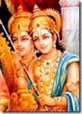 [Rama's brothers]