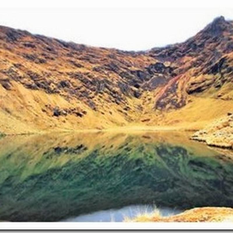 Laguna Naranjani, un paraíso terrenal en Quime (La Paz)
