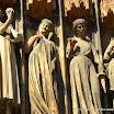 """Девы неразумные \""""Тогда подобно будет Царство Небесное десяти девам, которые, взяв светильники свои, вышли навстречу жениху. Из них пять было мудрых и пять неразумных. Неразумные, взяв светильники свои, не взяли с собою масла. Мудрые же, вместе со светильниками своими, взяли масла в сосудах своих. И как жених замедлил, то задремали все и уснули. Но в полночь раздался крик: вот, жених идёт, выходите навстречу ему. Тогда встали все девы те и поправили светильники свои. Неразумные же сказали мудрым: дайте нам вашего масла, потому что светильники наши гаснут. А мудрые отвечали: чтобы не случилось недостатка и у нас и у вас, пойдите лучше к продающим и купите себе. Когда же пошли они покупать, пришёл жених, и готовые вошли с ним на брачный пир, и двери затворились; после приходят и прочие девы, и говорят: Господи! Господи! отвори нам. Он же сказал им в ответ: истинно говорю вам: не знаю вас. Итак, бодрствуйте, потому что не знаете ни дня, ни часа, в который приидёт Сын Человеческий. (Мф.25:1-13) »"""