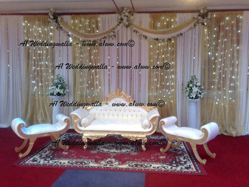 indian wedding stage decoration pictures