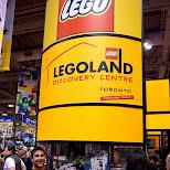 LEGOland Fanexpo 2014 in Toronto, Ontario, Canada