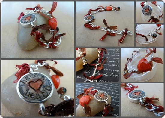 Simple Truths Blog Hop Bracelet