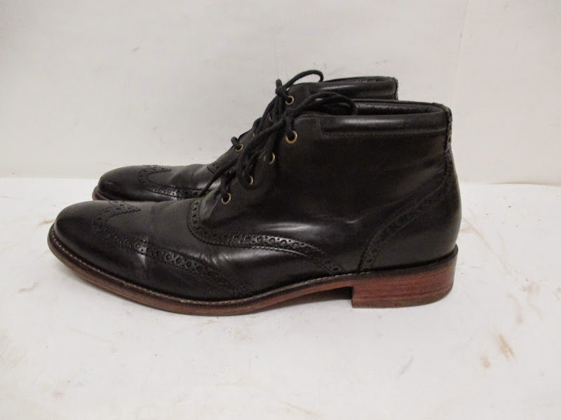 Cole Haan Ankle Oxford Boots