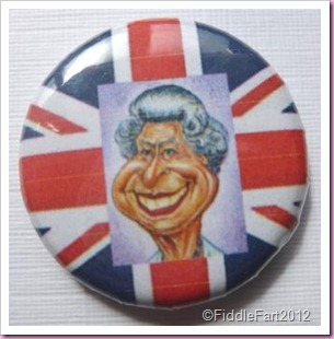Jubilee Crafts - Pin Badge