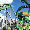 The Incredible Hulk at Islands of Adventure
