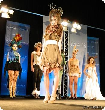 IMATS Sydney 2012 - Beauty Fantasty - Wild Kingdom - Lily Yang (2)