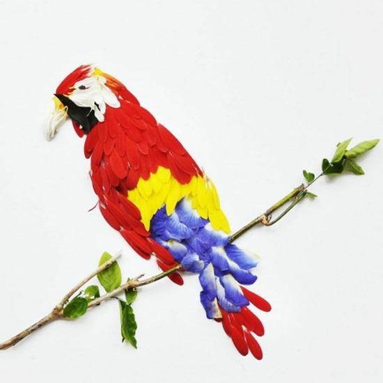 Pássaros de flores (2)