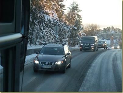 Snowy Bergen