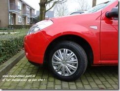 Dacia Sandero Basis Samet 07