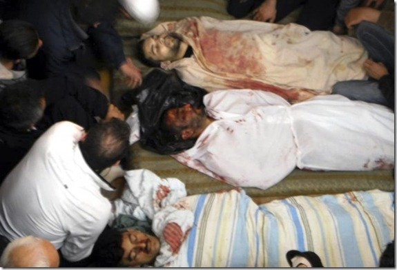 kematian syria