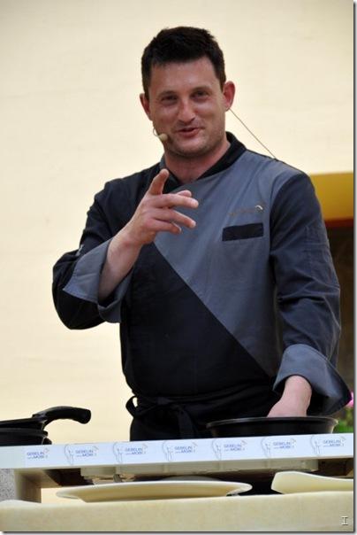 Chef  Cristian Berthol