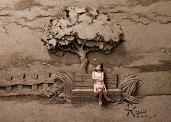 escultura em areia 01