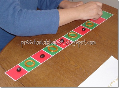 (60) preschool with gma chris, patterns