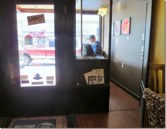 coffee shop 007