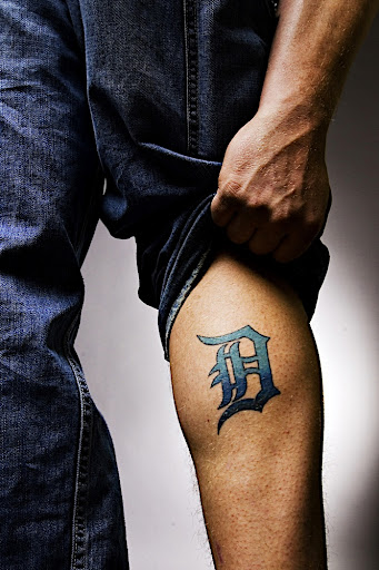 Detroit+tigers+tattoos+pictures