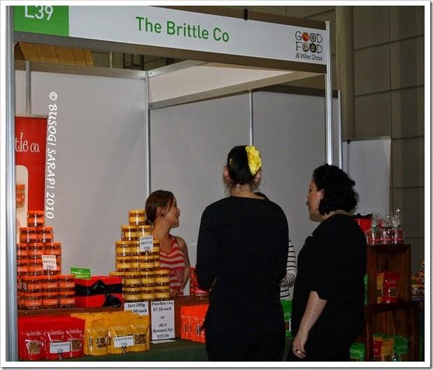 THE BRITTLE CO© BUSOG! SARAP! 2010