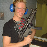 MP5 in Las Vegas, Nevada, United States