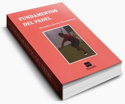 """Libro """"Fundamentos del Pádel"""" todos los conceptos para iniciarse en el juego."""