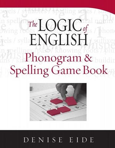 Phonogram and Spelling Game Book