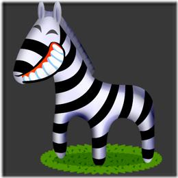 Zebra-icon