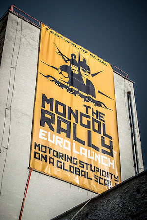 The Mongol Rally: Europe to Mongolia