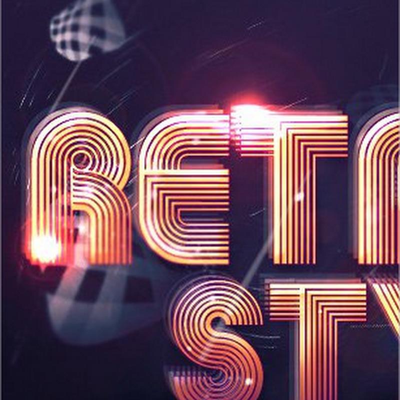 16 tutoriales para hacer efectos de texto con Photoshop