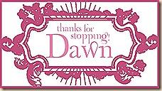 DawnWM Framed pink