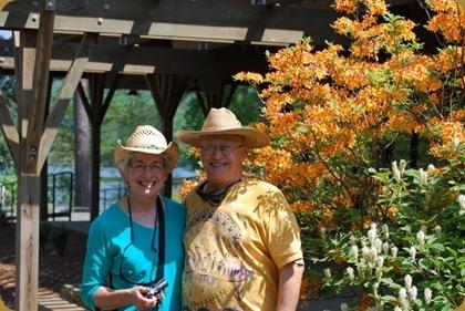 Doug & JoAnn at Callaway