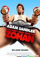 Đừng Đùa Với Zohan / Đặc Vụ Cắt Tóc