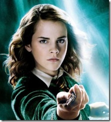 Emma Watson as Hermione Granger from Harry Potter