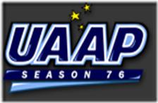The UAAP Season 76 Logo