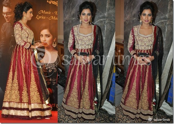 Shreya_Ghoshal_Full_Sleeves_Anarkali_Kameez