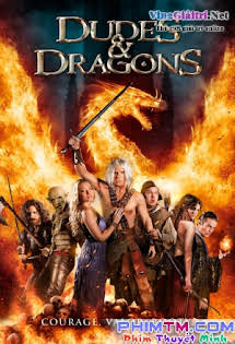 Chiến Binh Rồng - Dudes & Dragons