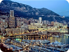 honeymoon in Monaco