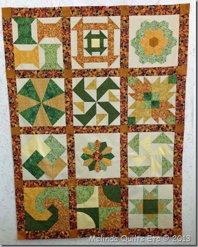 1113 Margaret's Quilt