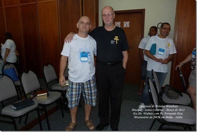 Congresso de Missões Mundiais - Brusque 2012 035