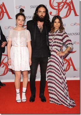 Elizabeth Hilfiger 2012 CFDA Fashion Awards aR4RU5uXJQjl