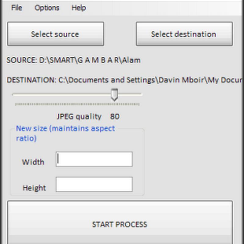 Image Optimizer, Software Untuk Meningkatkan Kualitas Foto