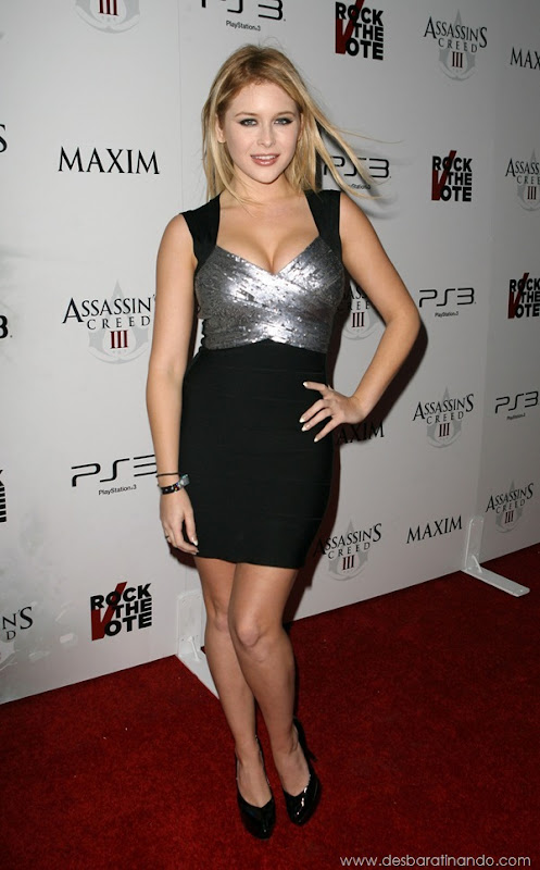 Ubisoft's Assassin's Creed III Launch Party
