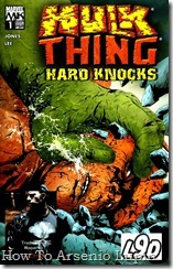 P00001 - Hulk vs The Thing - Hard Knocks #1
