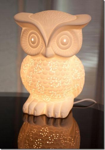 owl lanp
