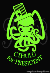 Cthulu for President