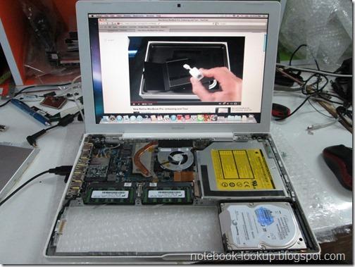 วิธีแก้ Macbook White 13นิ้ว พัดลมเสียงดังมาก เครื่องร้อน (แบบประหยัด)