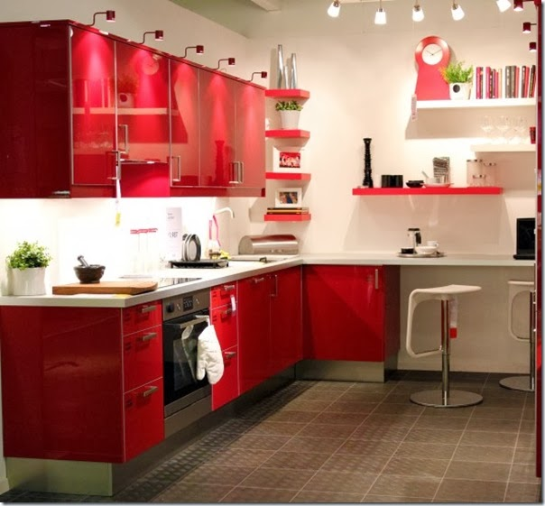 case e interni - uso del rosso - red - interior-design (15)
