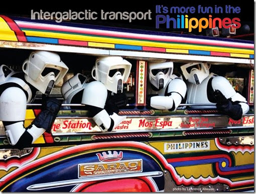 Pinoy 501st ride