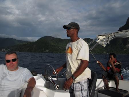 Capitanul Taifun din Caraibe