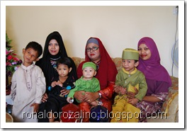 Lebaran 1434 H 2013 M di Pekanbaru Riau Kota Bertuah (5)